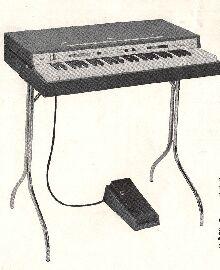 Learn chords on organ