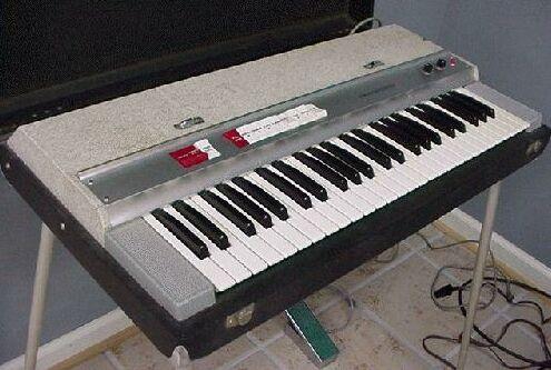 Combo Organ Heaven: Teisco