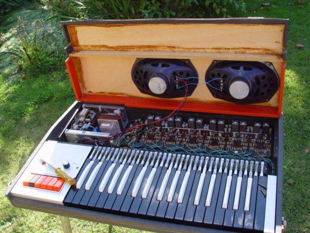 Combo Organ Heaven: Vox-Other