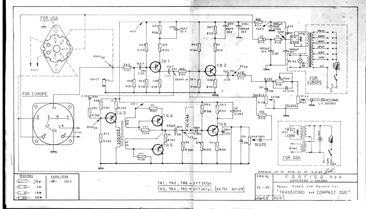 Spares And Repairs Diagram Of Wiring Cabinet 1960 Click Here To